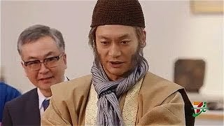 草彅剛太郎「金のロール」篇 香取慎左衛門「ごろっと男爵の肉じゃが」篇.