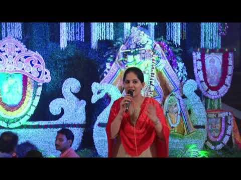 Jaya Kishori Ko Kisse Preet Hai     Meri Lagi Shyam Sang ( Agarwal Parivar,6th July 2018 )