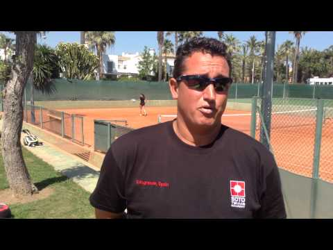 The foundation of Soto Tennis Academy