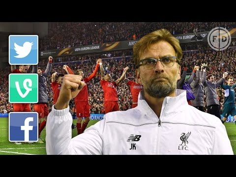 Liverpool 4-3 Borussia Dortmund | Internet Reacts