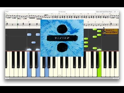 ed-sheeran---nancy-mulligan-divide-easy-piano-tutorial/keyboard-lesson-sheet-music-new-song-2017