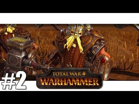 Total War: Warhammer - First Blood! - Part #2