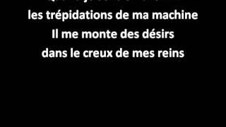 Harley Davidson - Vidéo Avec Paroles / Lyrics - Brigitte Bardot