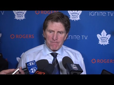 Maple Leafs Post-Game: Mike Babcock - February 14, 2019