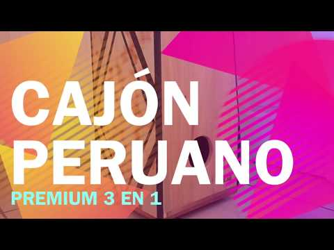 JM Box Cajones Peruanos y Flamenco Guatemala