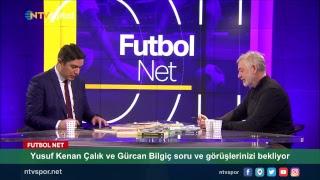 [CANLI] Yusuf Kenan Çalık ve Gürcan Bilgiç Futbol Net'te!