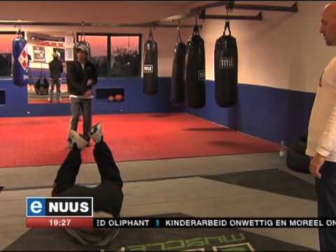 eNuus -- Try Your Hand at White Collar Boxing