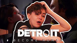 QUANTIC DREAM BROKE ME! Detroit Become Human Trailer (Reaction)