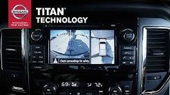 2017 Nissan TITAN | Interior Technology Explained