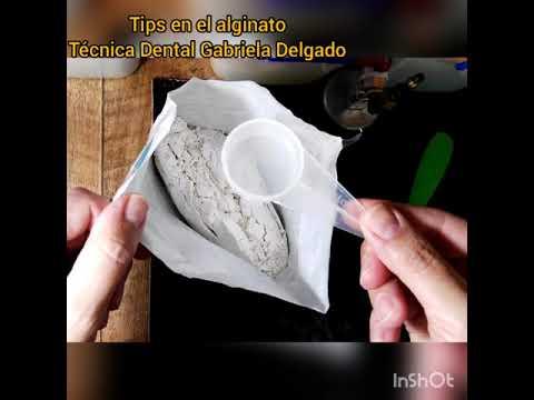 Tips sobre Alginatos