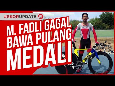 M. Fadli Gagal Bawa Pulang Medali di Paralimpiade Tokyo 2020