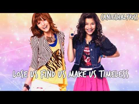Shake It Up - Anna Margaret & Nevermind - All Electric (Lyrics Video) HD