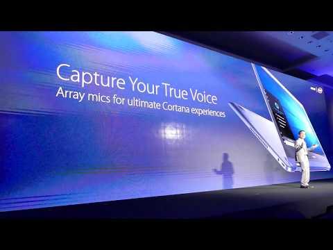 Asus ZenBook Flip S Convertible @ Computex 2017