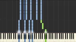 The Calling - Wherever You Will Go [Piano Tutorial]