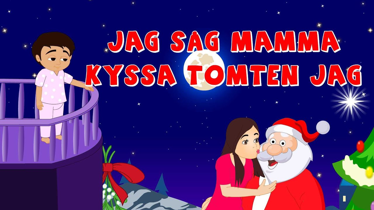 Does Anyone Recognize this Swedish Christmas Song?