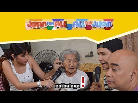 Juan For All, All For Juan Sugod Bahay | March 19, 2018