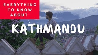 Kathmandu Survival Guide - A Visitor's Guide to Nepal's Capital City