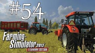 Farming Simulator 2013. #54 - Способ выковыривания навоза из прицепа