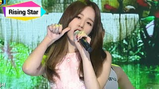 Park Bo Ram - Beautiful, 박보람 - 예뻐졌다, Show Champion 20140917