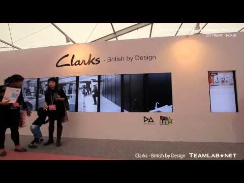 Clarks - British By Design @ TDW2011