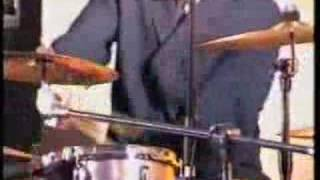 "The Reflections - Little ""B"" Drum Solo"