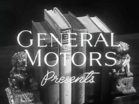 Sponsor General Motors Corporation-Doctor in Industry (Part I)