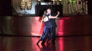 JRDA Ball 2009 Argentine Tango by Amanda Metcalf & Juan Rando