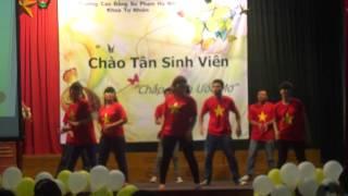 Ngày đẹp tươi - CĐSP Hà Nội