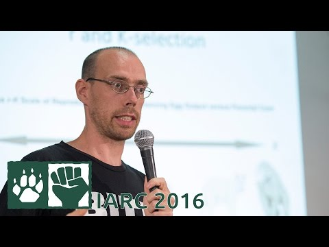 Stijn Bruers - The moral blind spots in the animal rights community (IARC 2016)