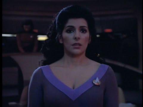 Lt. Commander Deanna Troi