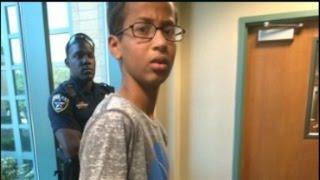 Ahmed Mohamed receives job offers, White House invite