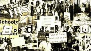 The Fits - Toronto Punk Band 1977-79 - Bored Of Education