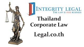 How to Set Up an Amity Treaty Company in Thailand