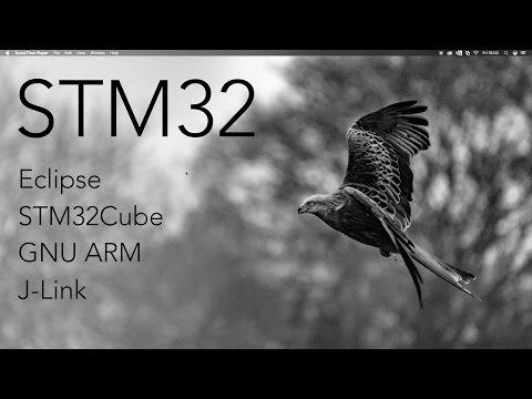 STM32 with Eclipse, STM32Cube, GNU ARM and J-Link. Part 1 - Setup