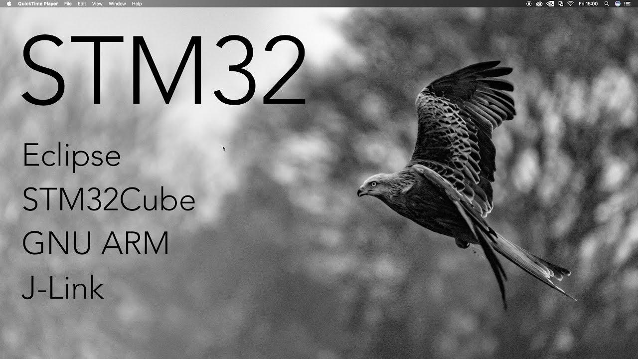 STM32 with Eclipse, STM32Cube, GNU ARM and J-Link  Part 1 - Setup