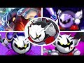 All Dark Meta Knight Battles & Appearances in Kirby Games (2004-2018)