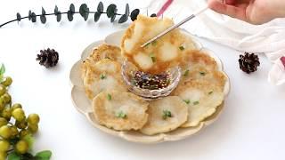 감자전 만드는법 테팔초고속믹서기로 쉽게만들자구요!