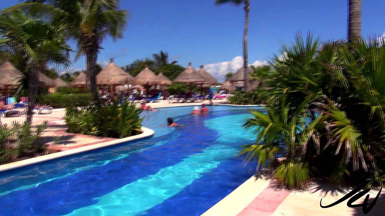 Luxury Bahia Principe Akumal Mexican Baby Game - YouTube |Bahia Principe Akumal Women