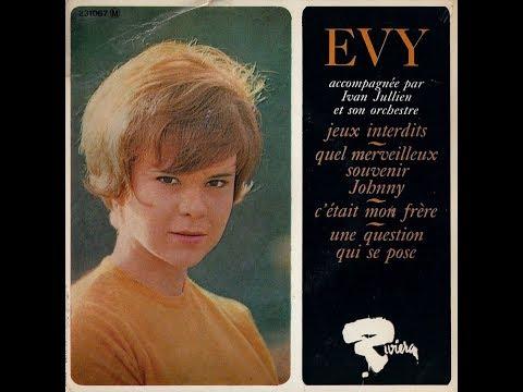 Evy   Jeux interdits          1965