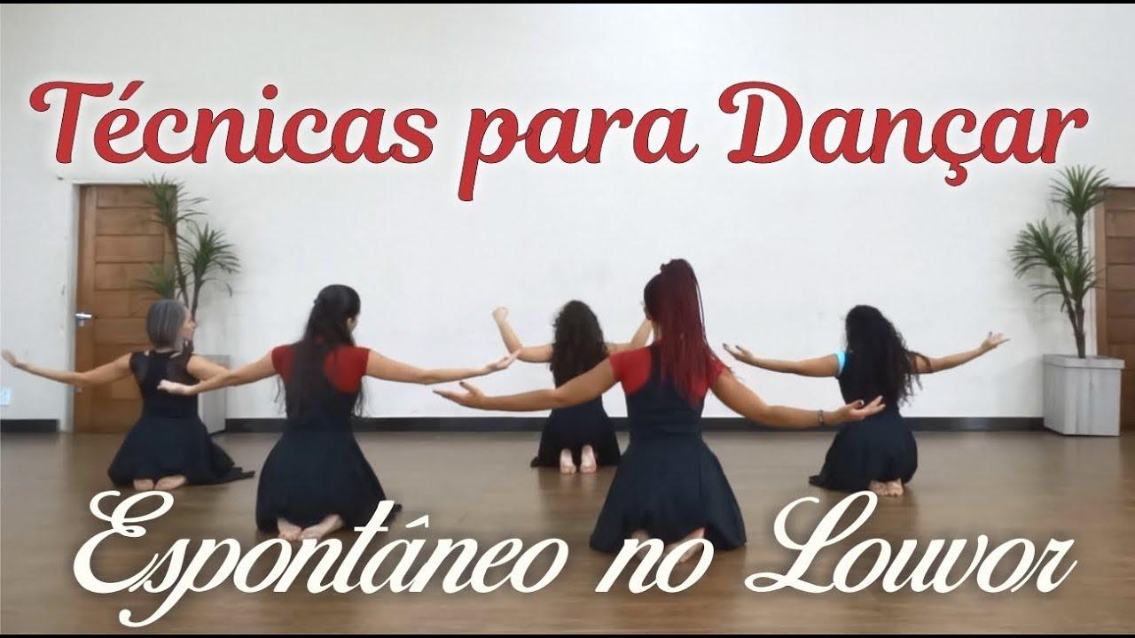 b40a9f0683 Técnicas para Dançar Espontâneo no Louvor ~ Música Nunca Foi Sobre ...