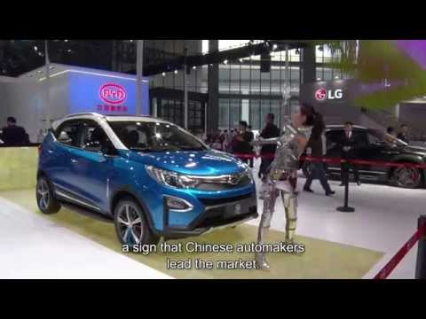 Auto Shanghai 2015 - The booming market for SUVs in China