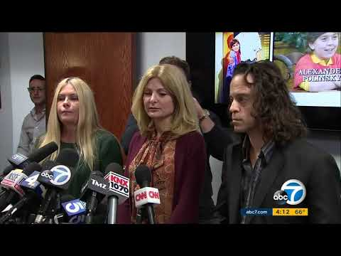 Actor Alexander Polinsky speaks out about Scott Baio sexual abuse  ABC7