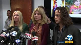 Actor Alexander Polinsky speaks out about Scott Baio sexual abuse | ABC7