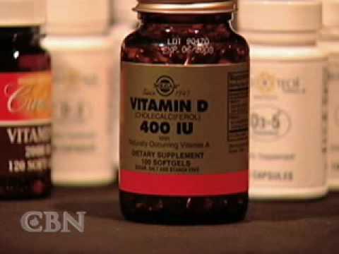 The Amazing Health Benefits of Vitamin D - CBN News