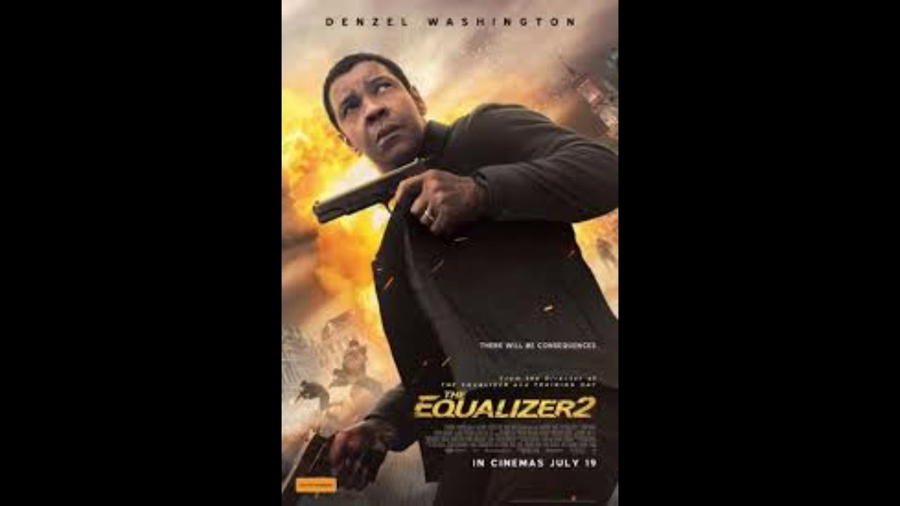 The Name Of Love ( The Equalizer 2 Trailer Song) by Jacob Banks