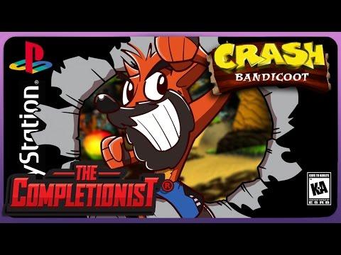 Crash Bandicoot   The Completionist