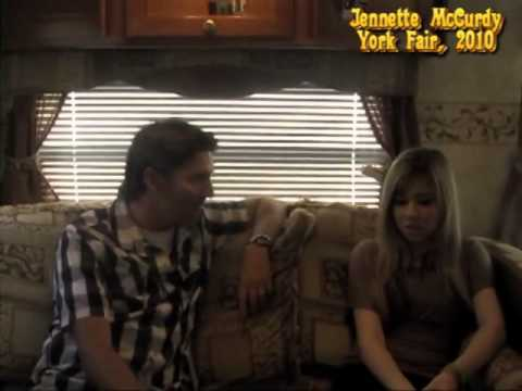 Jennette McCurdy Interview HD 720p