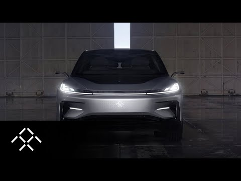 Faraday Future FF 91 | CES 2017 Reveal Event