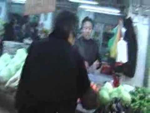 农贸市场 Wuhan Farmer's market