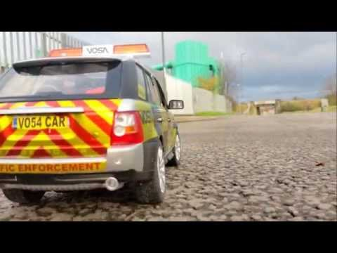 1 14 Scale Rc Vosa Range Rover Sport Youtube